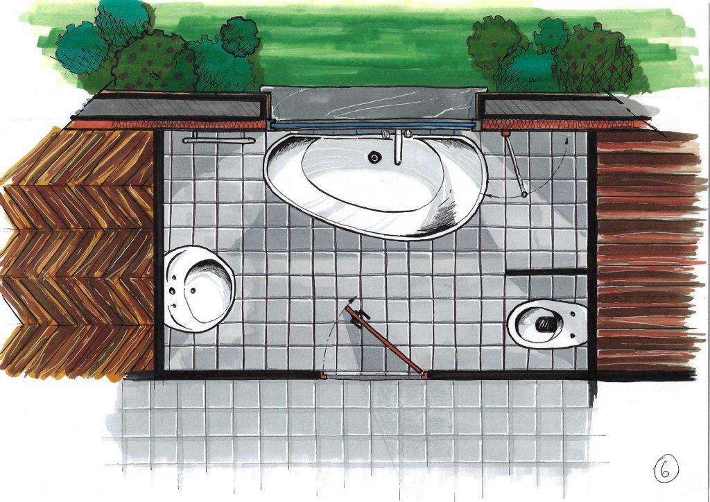 Projet de Salle de bain AGM-76